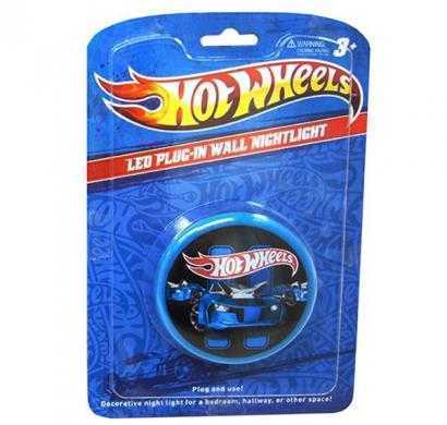 Hot Wheels Round Wall Nightlight