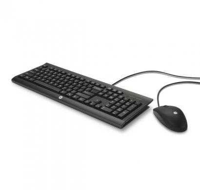 HP Wired USB Keyboard Mouse