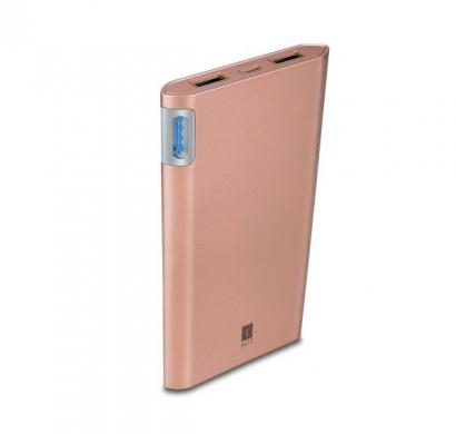 iBALL PLM-10003 Power Bank Lightweight, 10000mAh Li-Polymer