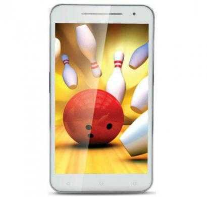 Iball slide Cuddle A4 3G Calling Tablet 16GB Silk White