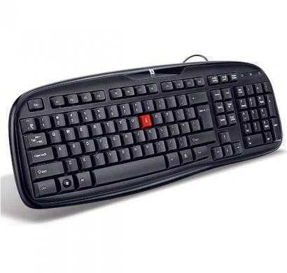 iBall Winner PS/2 Standard Wired Keyboard