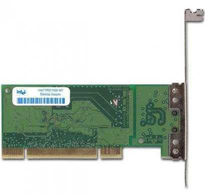 intel pro/1000 mt desktop adapter - network ethernet adapter - pci /pci-x
