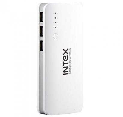 Intex IT-PB11K 11000 mAh Power Bank (White)