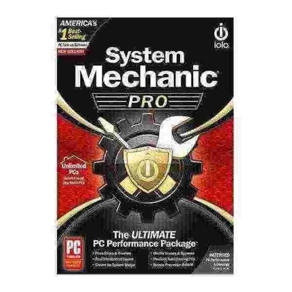Iolo System Mechanic Pro 1 device 1 year