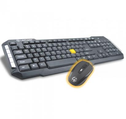 lapcare 2.4g wireless keyboard & mouse combo pack l900