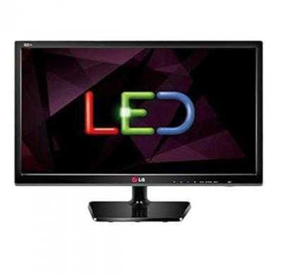 LG 24MN47A 60 cm (24) HD Ready LED Monitor Black