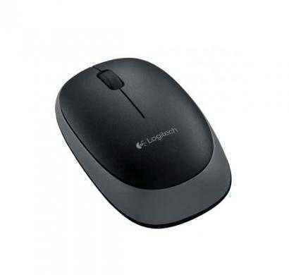 Logitech M171 Wireless Mouse (Blue/Grey/Red)
