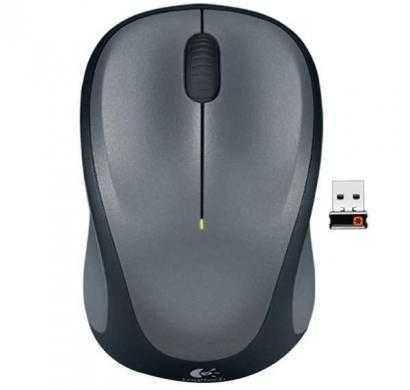 logitech- m235, wireless mouse, black, 1 year warranty