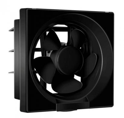 Luminous 150MM Vento Dlx Ventilation Fan Black