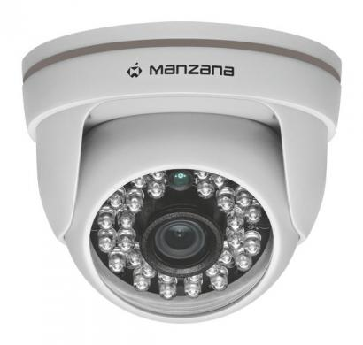 manzana ip 2.0 dome camera mz-id1813poe-2.0m