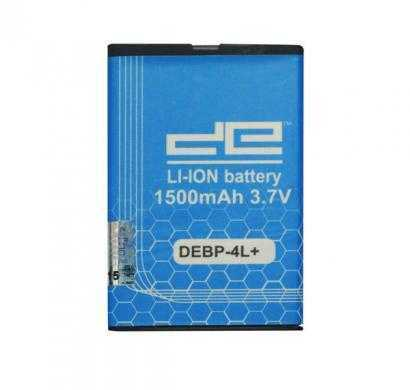 mobile phone battery 4l+, 1500 mah