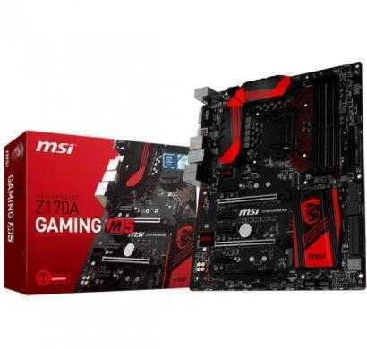 MSI Z170A Gaming M5 DDR4 - LGA1151 - 6th Generation MotherBoard