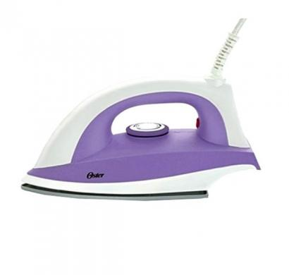 Oster 2016 1100 W Dry Iron (White & Purple)