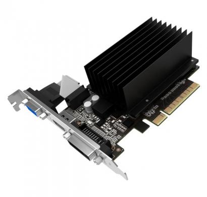 palit graphic card geforce gt 710 2gb ddr3, 64 bit, fan, crt dvi,hdmi