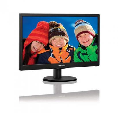 Philips LCD Monitor 18.5 inch (47 cm) with Smart Control Lite