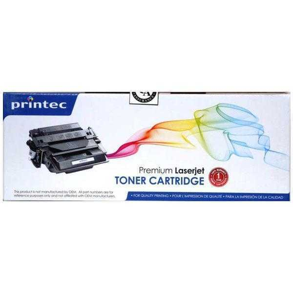 Printec PR-CC388A Single Function Printer(BLACK)