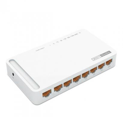 totolink s-808 8-port 100mbps desktop switch