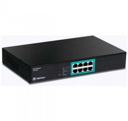 Trendnet TPE-S80-8-Port 10/100Mbps PoE Switch