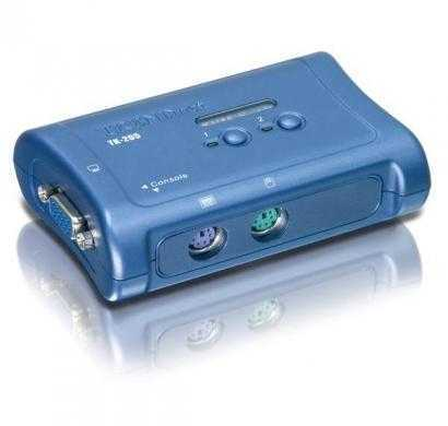 Trendnet TK-205K - 2 port KVM (PS2)
