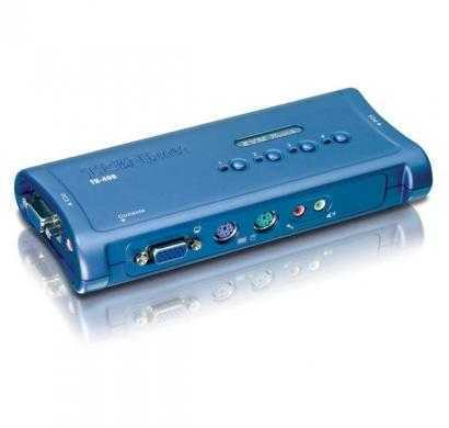 Trendnet TK-408K-4-Port PS-2 KVM Switch Kit