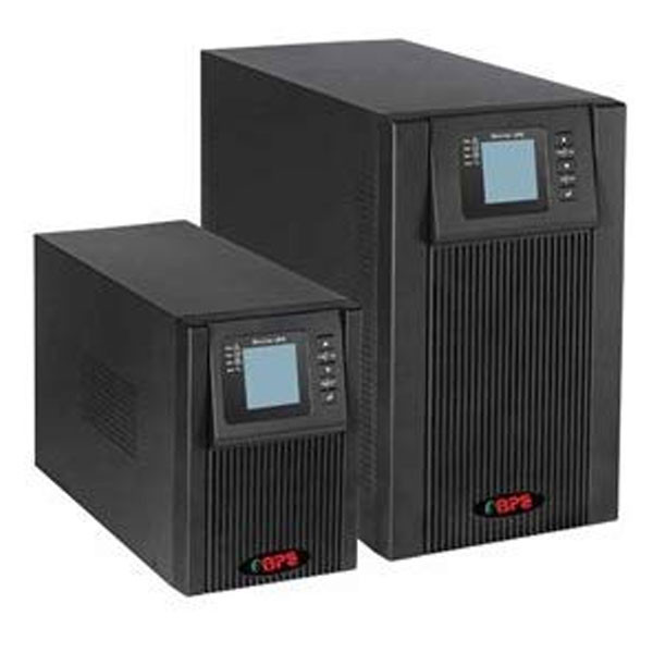 BPE (MF1101B3) MF Series Online UPS Single Phase O/P
