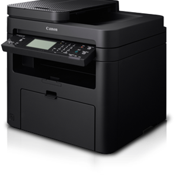 Canon- MF 237W, Print , Scan , Copy , Fax, ADF, Network, Wifi Direct, 23 PPM, 256 MB Ram,1 Year Warranty