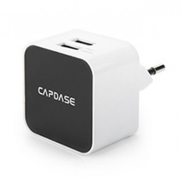 Capdase (AD00-CK02-EU) Dual USB Power Adapter (White)