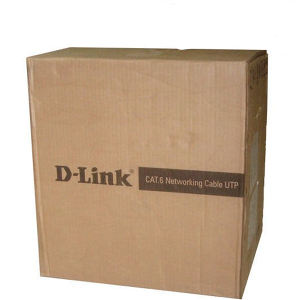 D-LINK CAT6 UTP 23AWG Networking Cable