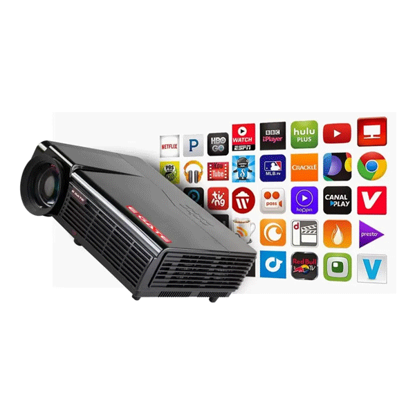 Egate EG P531 LED ANDROID Projector