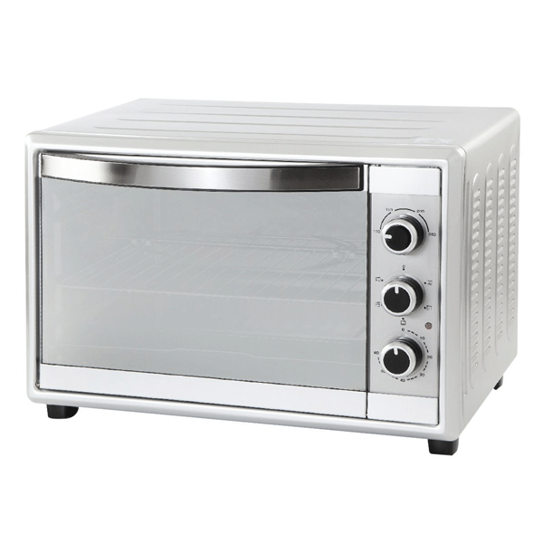 Havells 35 RSS Premia MX 1500-Watt Toaster Oven (Silver)