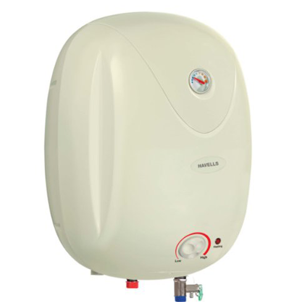 Havells - GHWEPFTIV010, 10Litre Puro Plus Storage Water Heater, Lvory, 1 Year Warranty