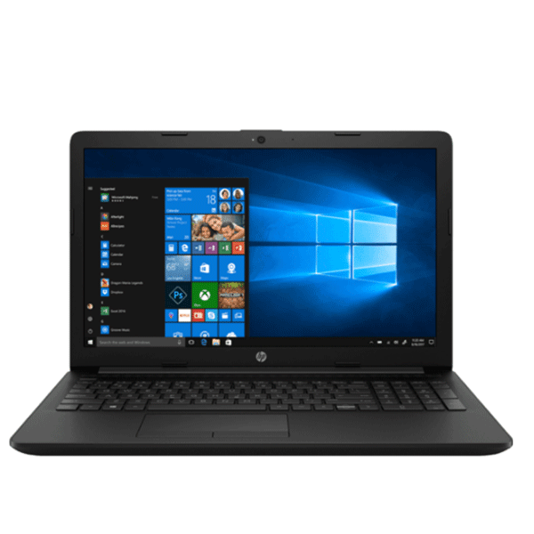 HP 15-da1074TX Laptop (Intel Core i5-8265U 8th Gen/ 8GB DDR4-2133 SDRAM/ 1TB 5400rpm HDD/ 15.6-inch FHD screen/ 2 GB NVIDIA GeForce MX110/ WIN 10/ MSO),Black