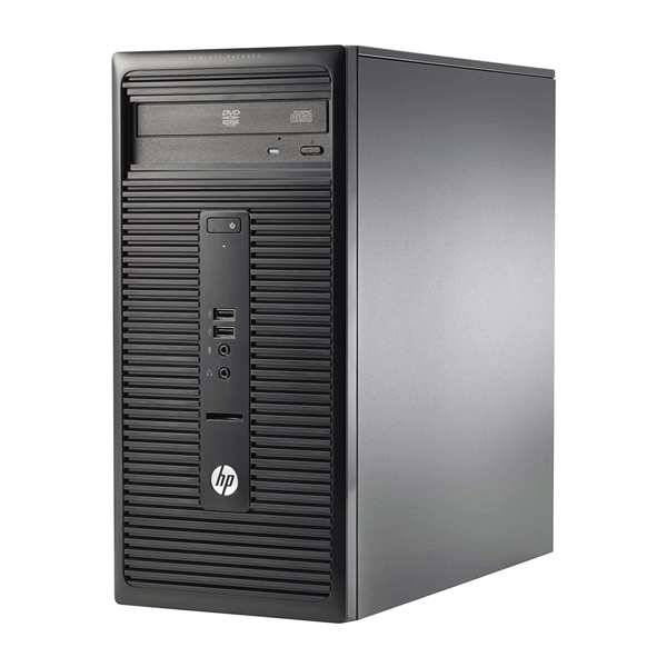 HP 280G2 MT Tower PC Intel Core-i5 6Th Gen/ 4GB RAM/ 1TB HDD/ DVDRW/ Windows 10 Pro/ 3Years Warranty (Black)