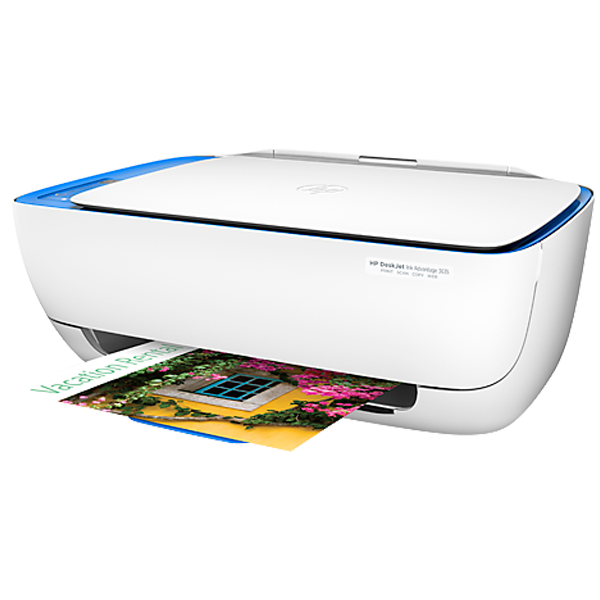HP Desk Jet Ink Advantage 3635 All in One Printer- F5S44B, 1 Year Warranty