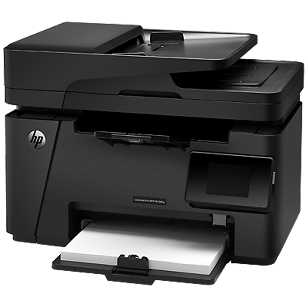 HP Laser Jet Pro Multifunctional Printer M128fw- CZ186A, 1 Year warranty