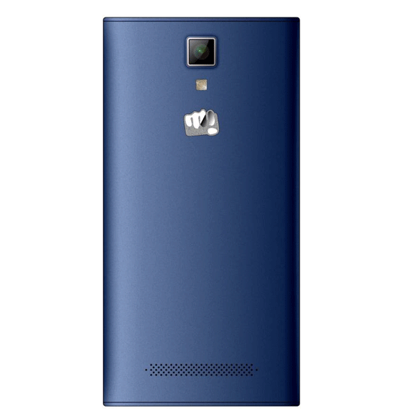 Micromax Canvas Xpress Q 413, 4G 16 GB Blue (2GB RAM)