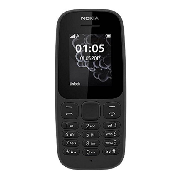 Nokia 105/Single SIM/FM Radio/ (Mix)
