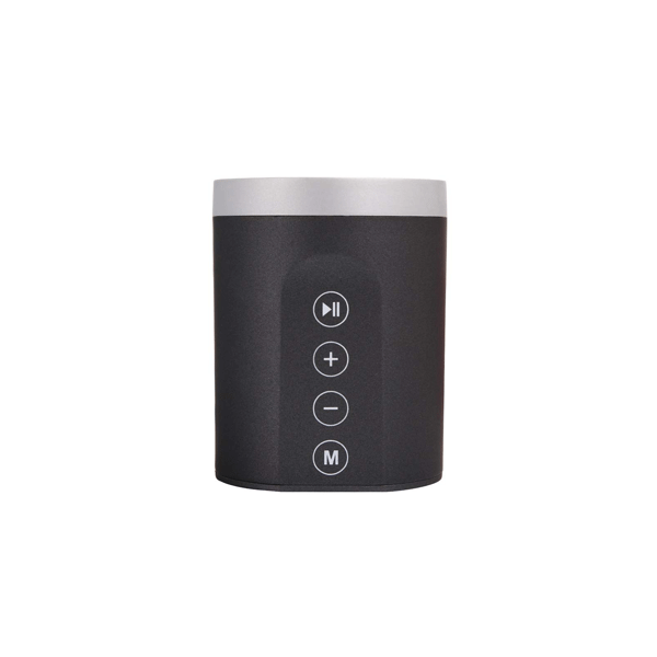 Pebble XS Bluetooth Speaker with Microphone (Black)