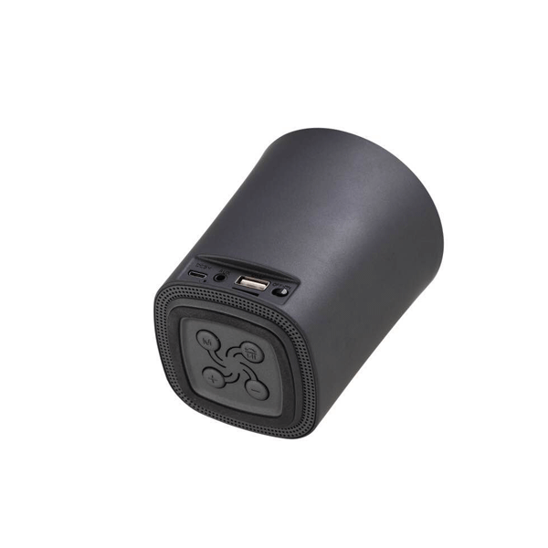 Pebble 5W Sync Black Bluetooth Speaker (Black)