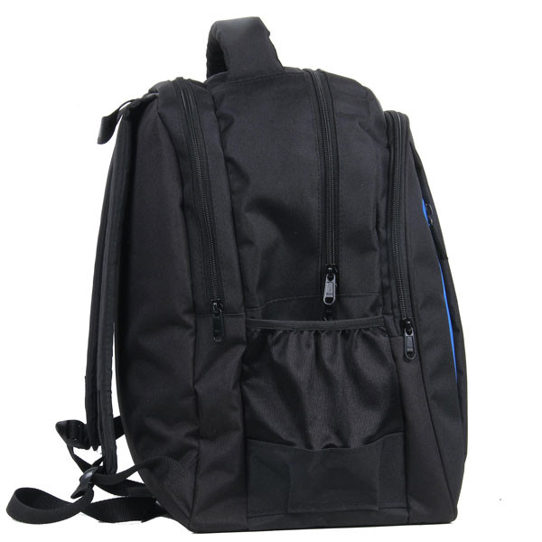 SALUTE - Capacity (BlueBlack) School Bag
