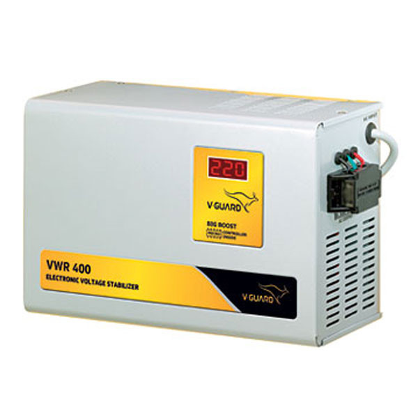 V-Guard VWR 400 (130V-300V) Voltage Stabilizer